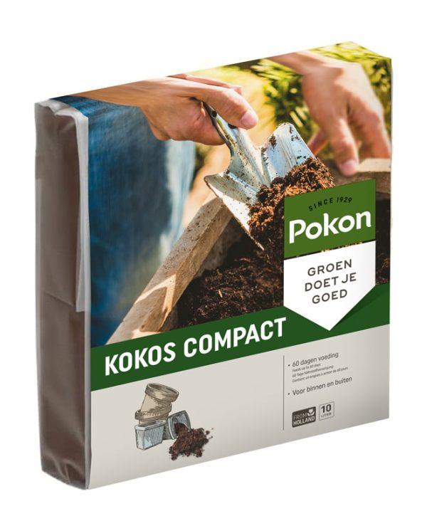Pokon kokos compact grond