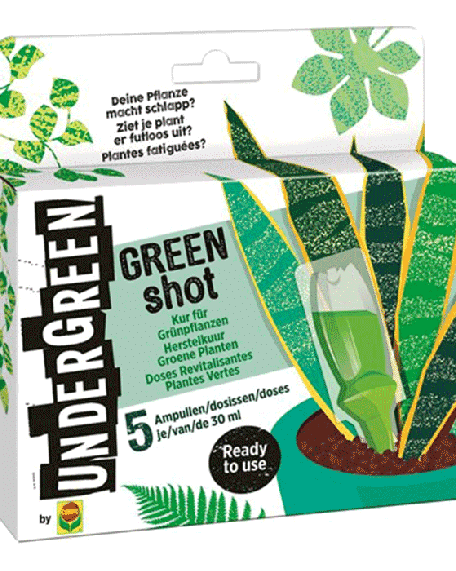 Green Shot 5 capsules