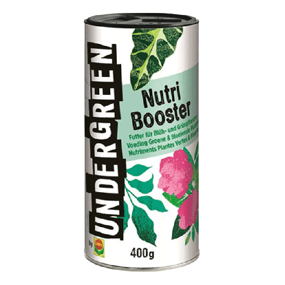 Nutri Booster Undergreen 400gr
