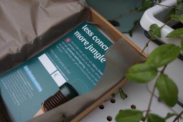 Marvy Green | Gift Box met Blumat